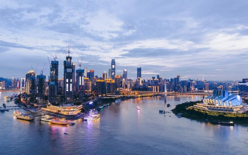 Chongqing Maps