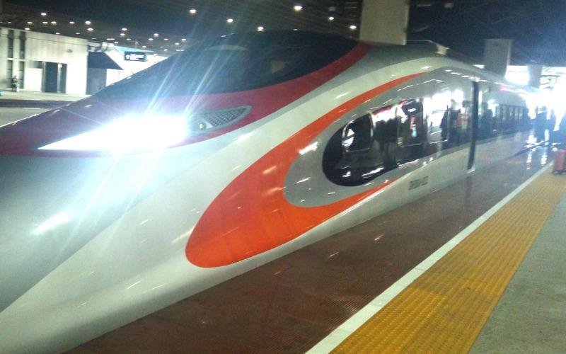 Guangzhou – Hong Kong High-Speed Train
