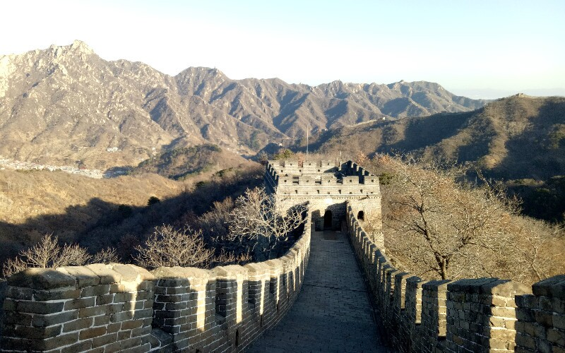 The Xifengkou Section of the Great Wall