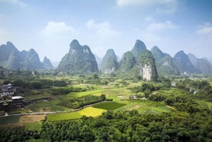 Guilin Mountains (Top 10 Karst Hills in Guilin)