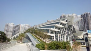 Hong Kong Bullet Train Station