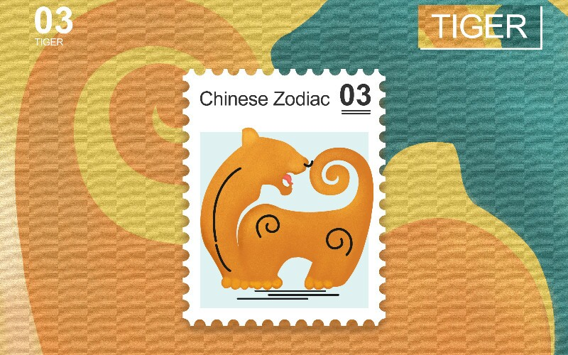Chinese Zodiac Tigers of 5 Elements: Characters, Destinies
