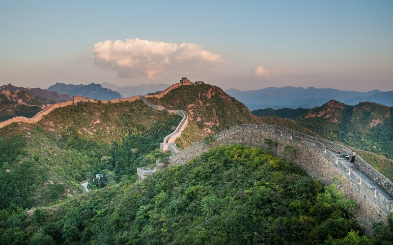 Badaling — Most Popular Great Wall Section with Chinese and VIPs