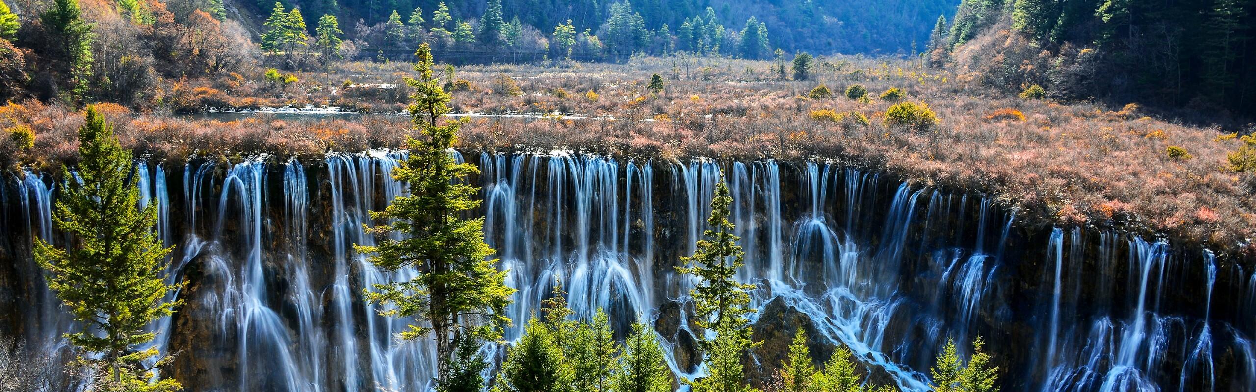 Chengdu and Jiuzhaigou Fairyland Tour