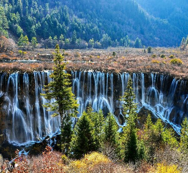 7-Day Chengdu, Mount Emei and Jiuzhaigou Scenic Tourr