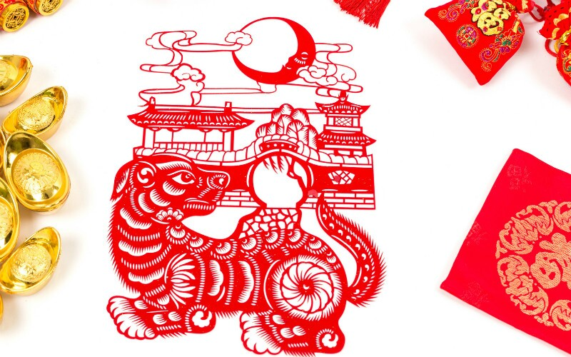 China's Zodiac Animal Cities - Beijing's the Tiger…