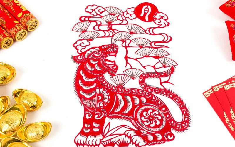 Chinese Zodiac Tiger Symbolism