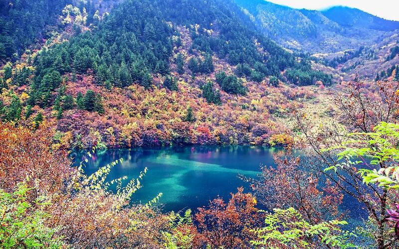 Jiuzhaigou Weather - Best Time to Visit Jiuzhaigou