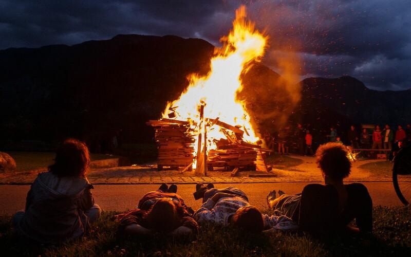 The Naxi Torch Festival
