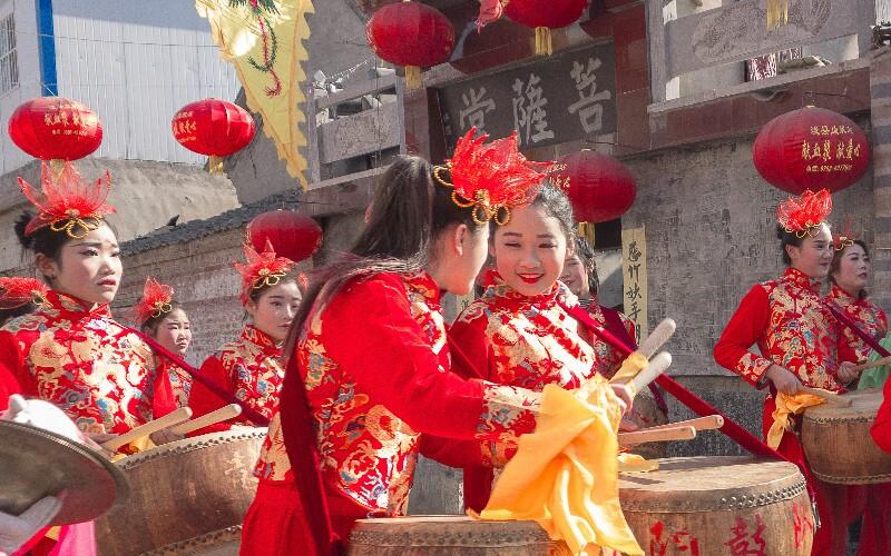 Shanghai Longhua Temple Fair