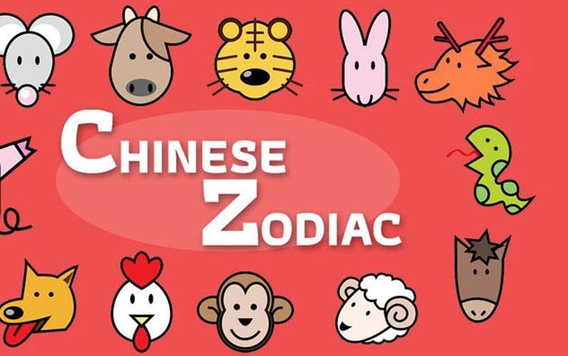 12 Chinese Zodiac Month 1 Fortune Prospect