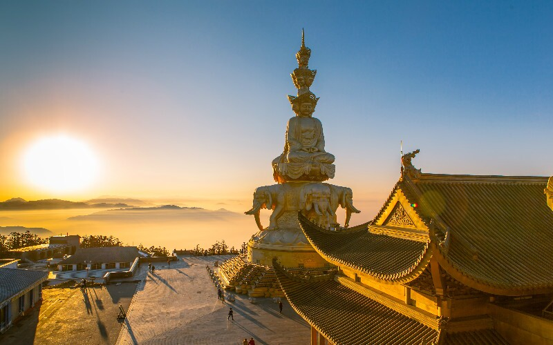 How to Get from Chengdu to Mount Emei (Emeishan)
