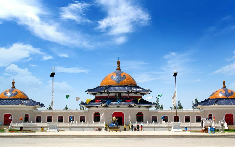 Baotou Attractions