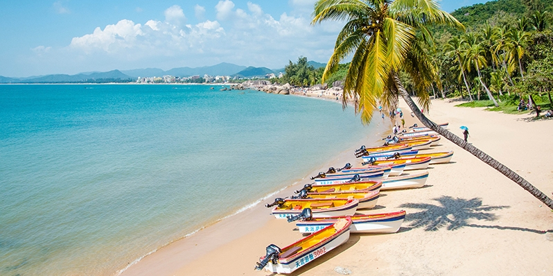 hainan, a best place to visit in march china