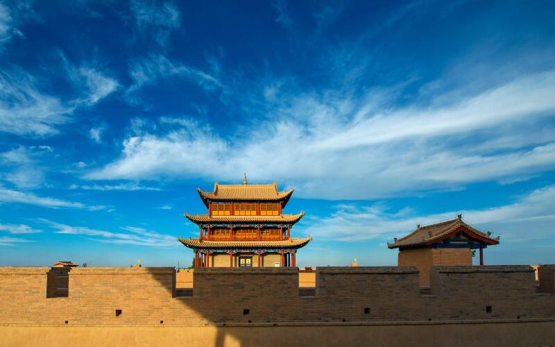 Jiayuguan Fort — Westernmost Ming Great Wall Garrison