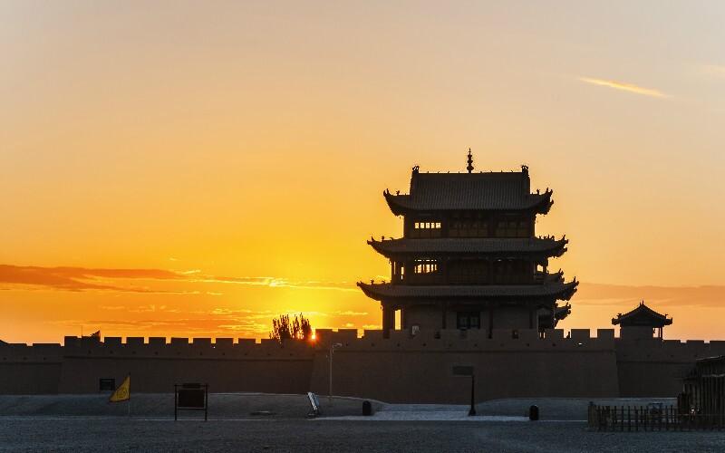 Jiayuguan Attractions