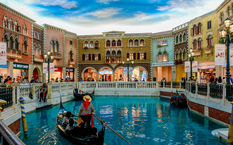 Macau Shopping