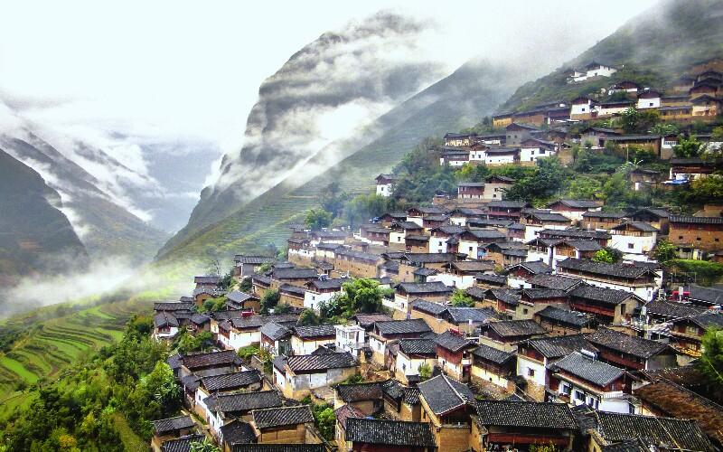 Baoshan Stone Village