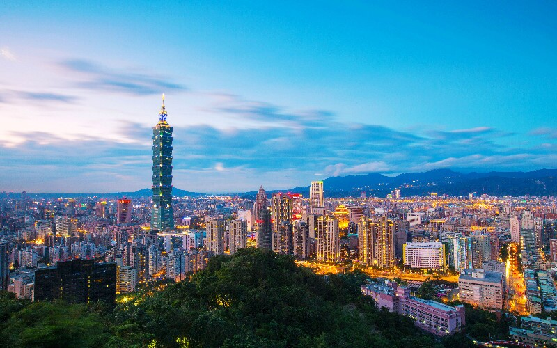 Taiwan Weather - Best Time to Visit