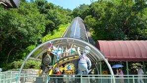 Visit Hong Kong Ocean Park in July