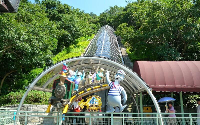 Hong Kong Ocean Park - Introduction, Guide and Tour Plan