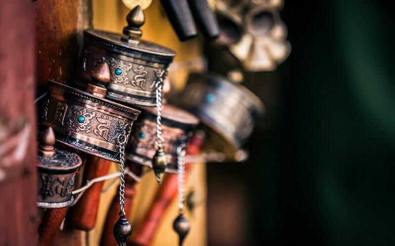 Tibetan Butter Lamp Festival