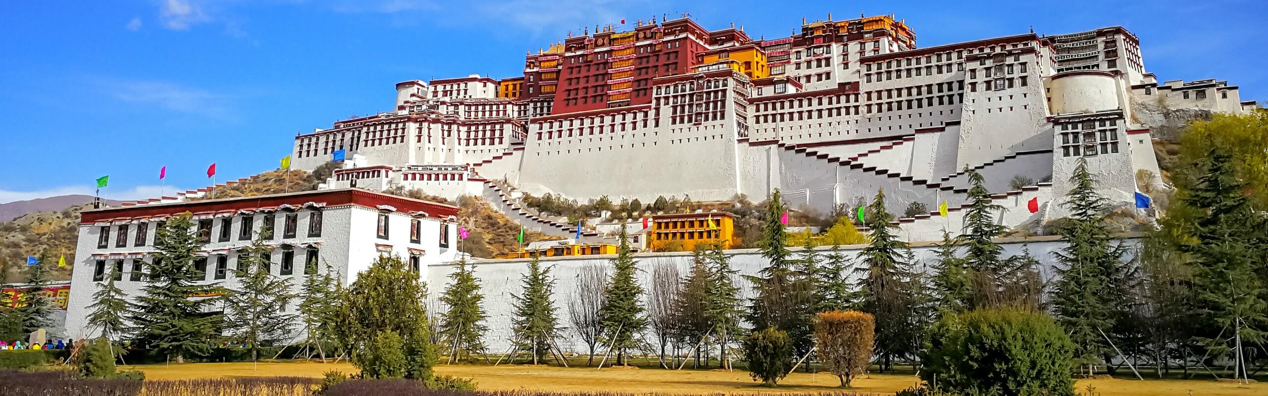 8 Days Chengdu Pandas, Sichuan Cuisine and Lhasa Tibetan culture Tour