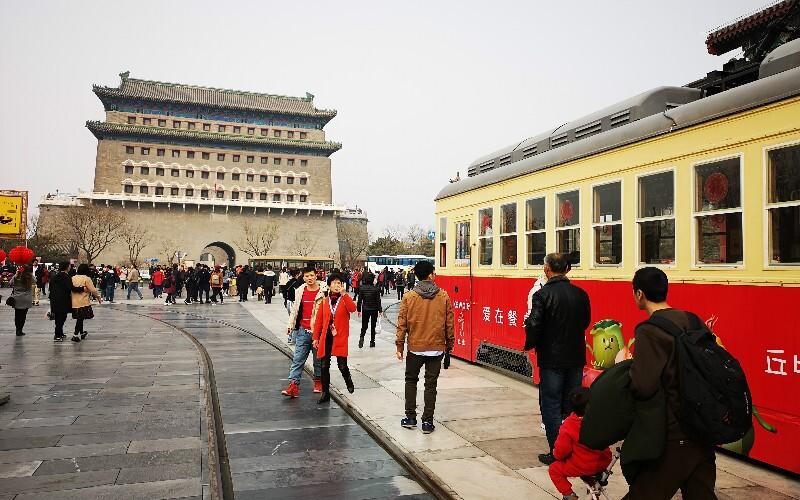 Beijing Tourist Bus