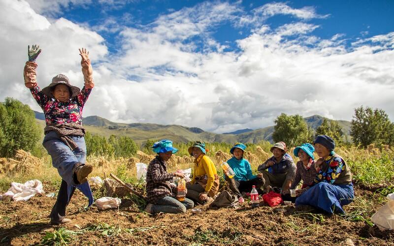 Tibet Weather in September