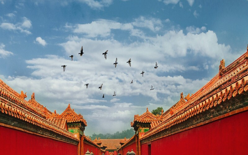 Gate of Heavenly Peace (Qianqingmen)