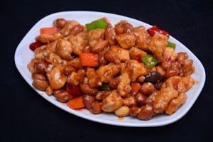Chinese dishes, popular Chinese food, Kung Pao Chicken