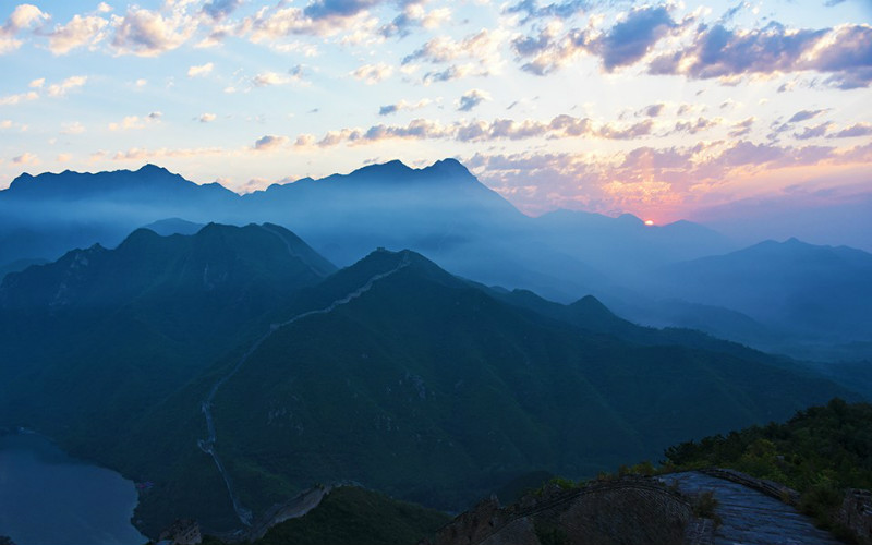 Take a Hike of a Lifetime: Popular Wild Great Wall Hiking Routes
