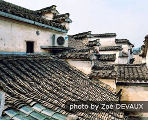 Ancient buildings in Nanping
