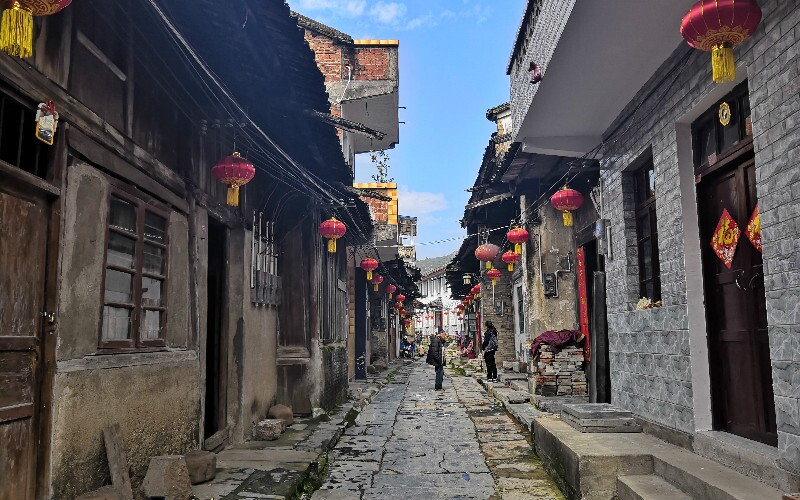 Top 6 Ancient Towns around Guilin