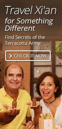 secret of the Terracotta Army tour