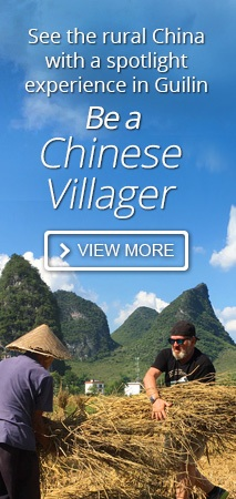 guilin village tour