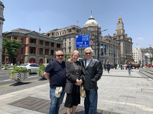 Enjoy your Shanghai walking with us