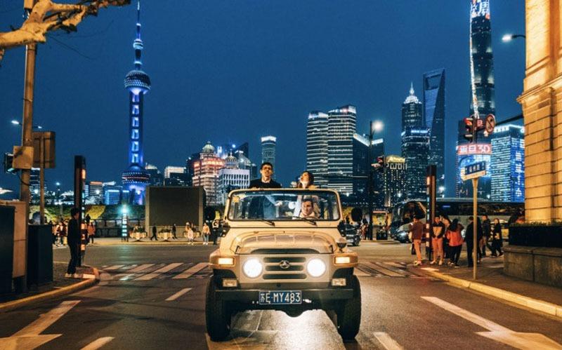 China City Maps