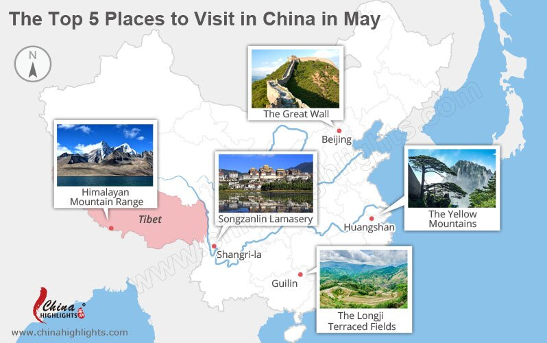 The Top 5 Places to Visit in China in May