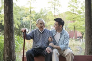 respect for elders is important in China