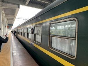 China – Vietnam Trains