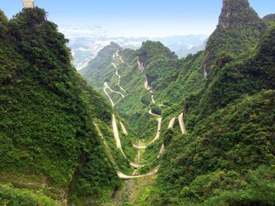 Monte Tianmen