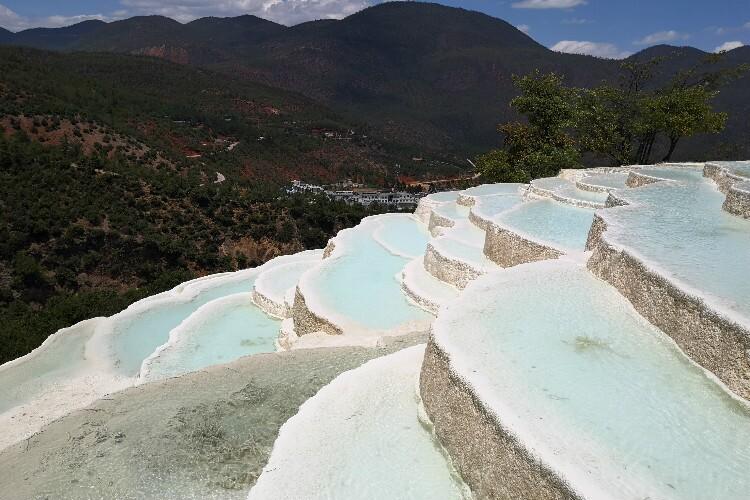 Baishui Terrace