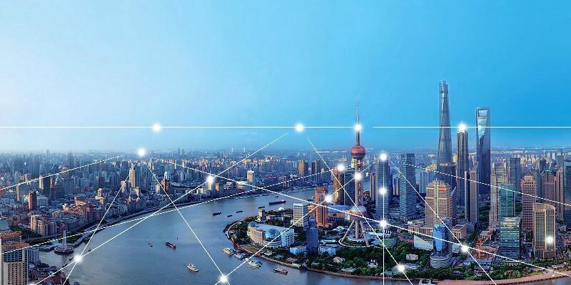 Learn Shanghai's urban layout