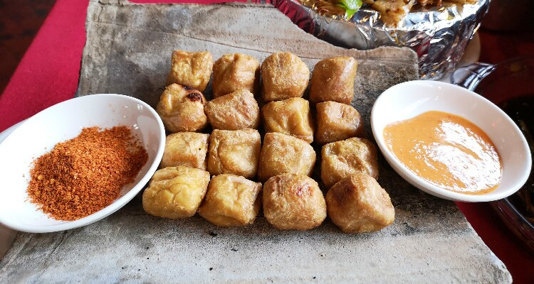 Smoked Bean Curd