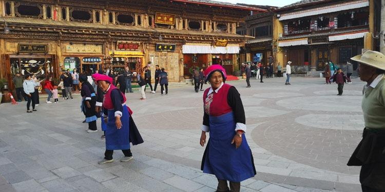 Shangri-La Old Town, Dukezong Ancient Town