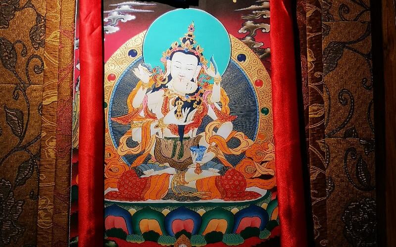 Labrang Thangka Festival in Xiahe