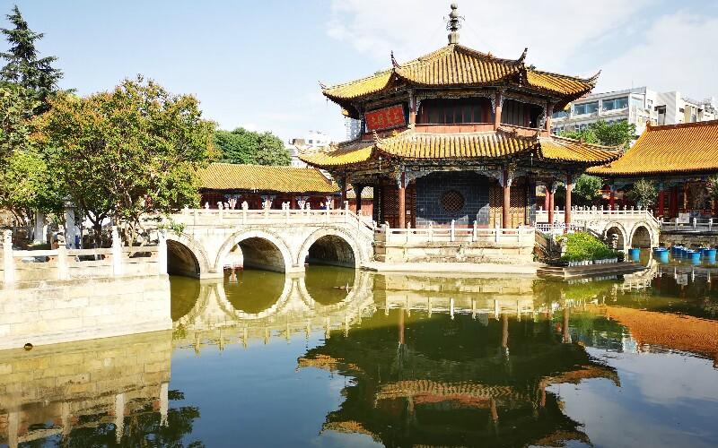 Kunming Weather in October