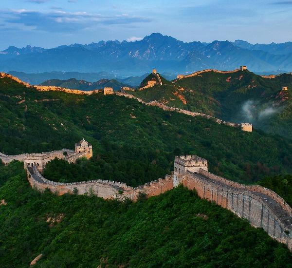 1-Day Jinshanling Great Wall Hiking Tour
