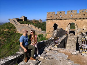 Beijing visa-free tour to the Great Wall